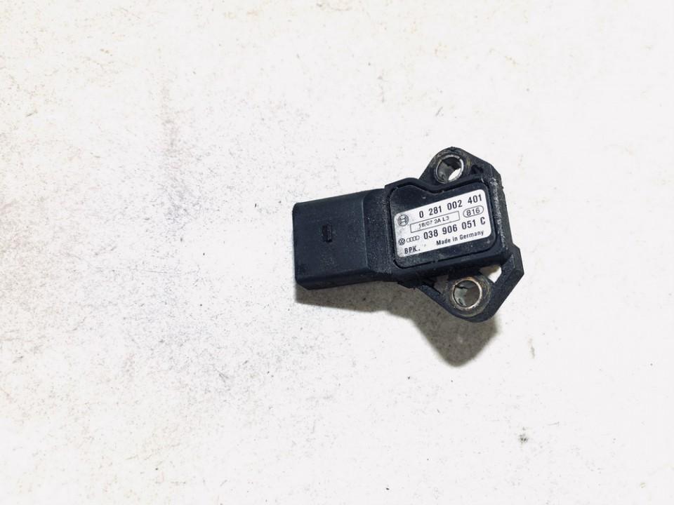 Air Pressure MAP Sensor Manifold Boost Audi Q7 2007    3.0 0281002401