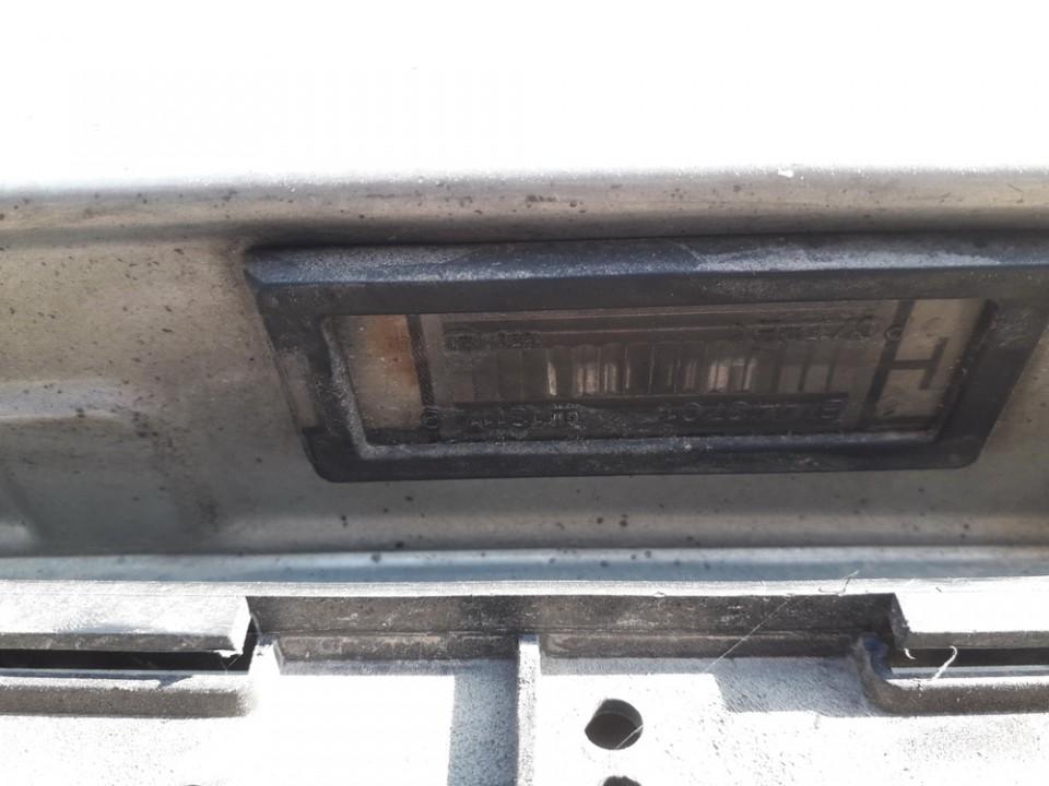 Numerio apsvietimas Opel Vectra 2004    1.9 USED