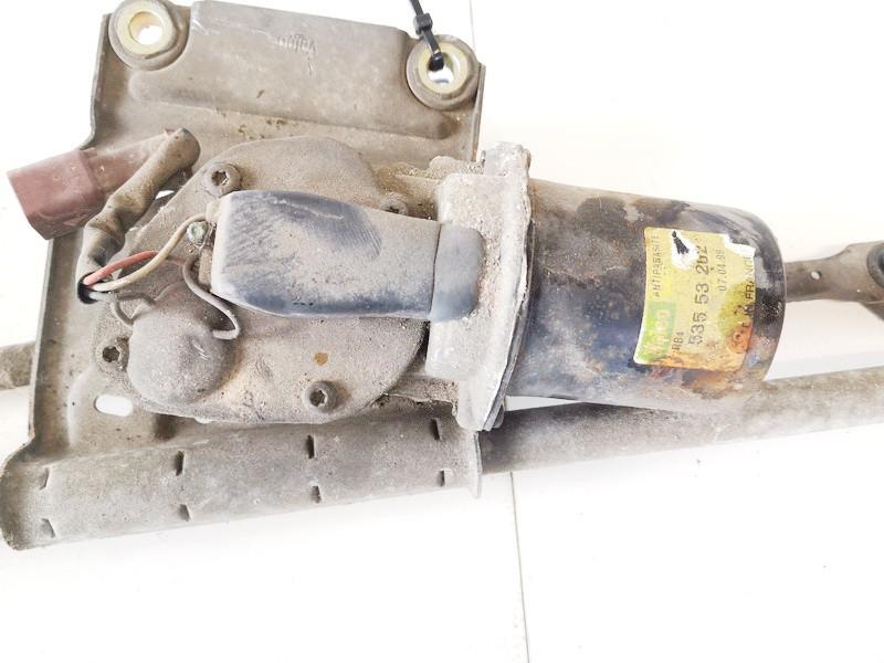 Priekinis langu valytuvu varikliukas Peugeot 406 1999    2.0 53553202