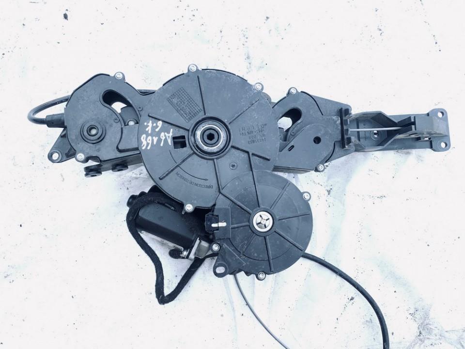 Stumdomu duru elementai (begiai, laikikliai) Peugeot 807 2005    2.2 1489111080