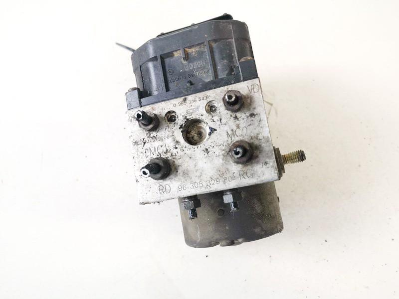ABS blokas Peugeot 406 1999    2.0 9630532980