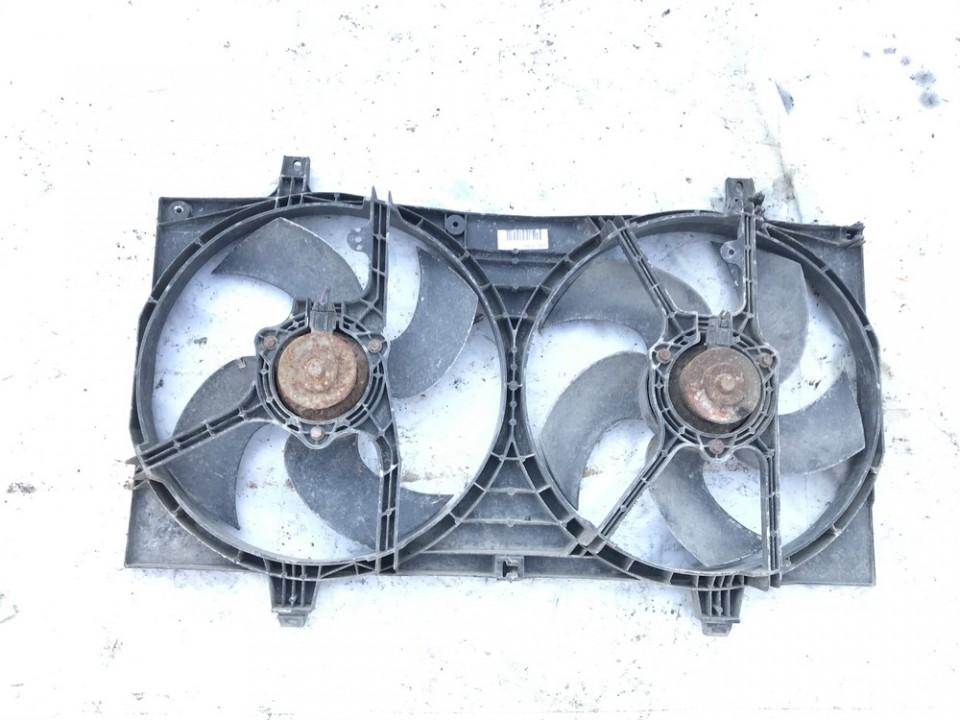 Difuzorius (radiatoriaus ventiliatorius) Nissan Almera 2005    1.5 used