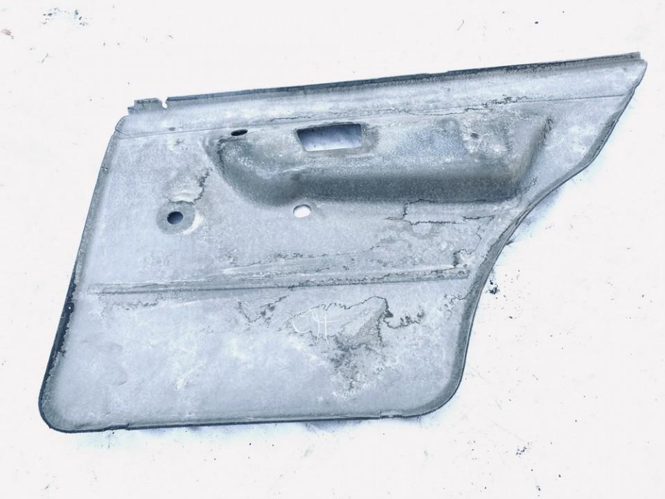 Duru apmusimas (apdaila-absifkes)  G.K. Volkswagen Golf 1989    1.3 193867211