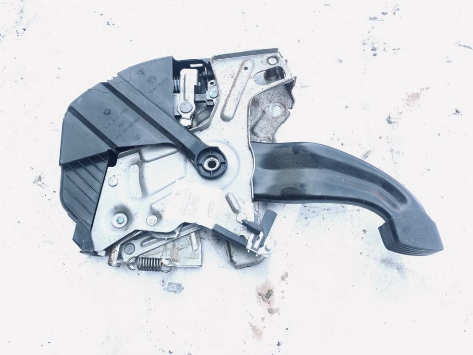Rankinio stabdzio rankena Audi Q7 2007    3.0 7l0721797n