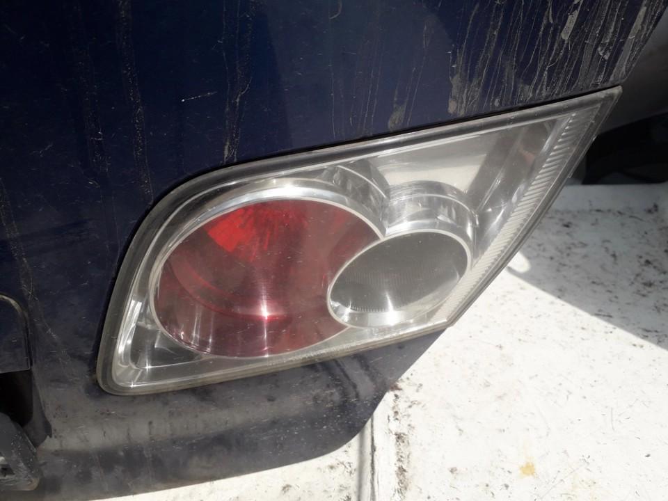 Galinio Dangcio zibintas G.D. (kapoto) Mazda 6 2003    2.0 USED