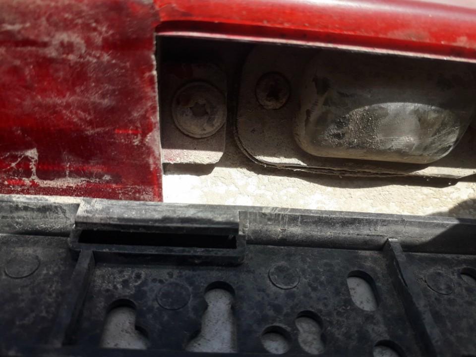 Numerio apsvietimas Seat Cordoba 2000    1.9 USED