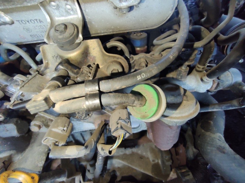 Selenoidas (Elektromagnetinis selenoidas) Toyota Yaris Verso 2001    1.4 2581933010