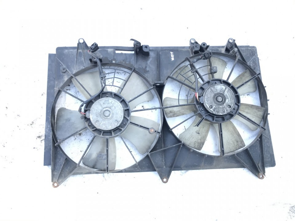 Difuzorius (radiatoriaus ventiliatorius) Mazda CX-7 2007    2.3 1680004950