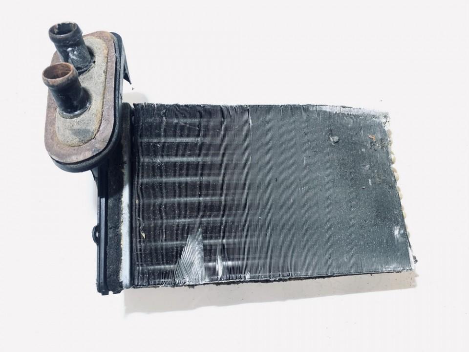 Salono peciuko radiatorius Volkswagen Golf 1989    1.3 191819031d