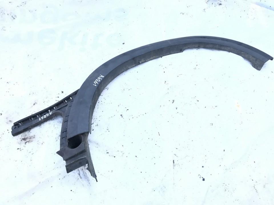 Left Rear Wheel Arch (fender) Trim Volvo XC 90 2007    3.2 used