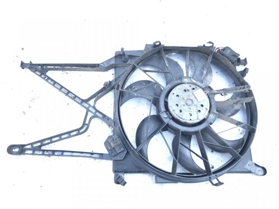 Difuzorius (radiatoriaus ventiliatorius) Opel Astra 2001    1.7 0130303246