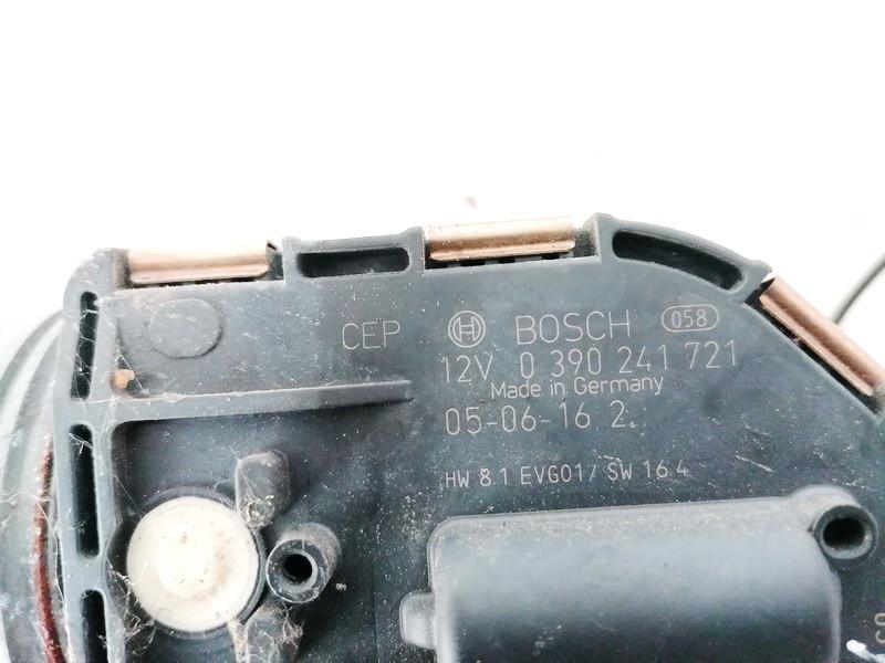windscreen front wiper motor Peugeot 407 2005    2.0 0390241721