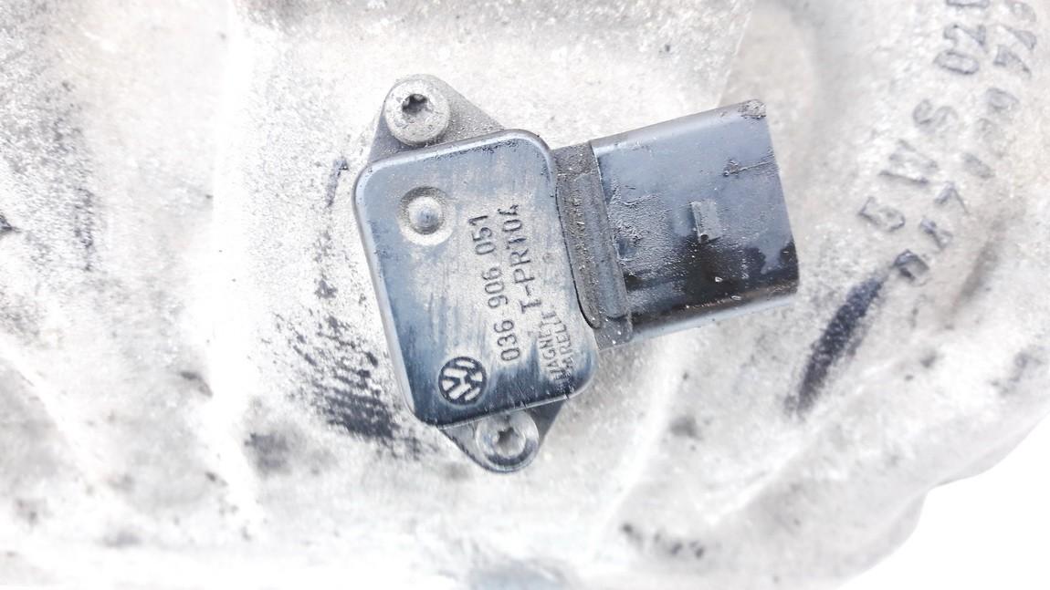 Air Pressure MAP Sensor Manifold Boost Skoda Fabia 2001    1.4 036906051