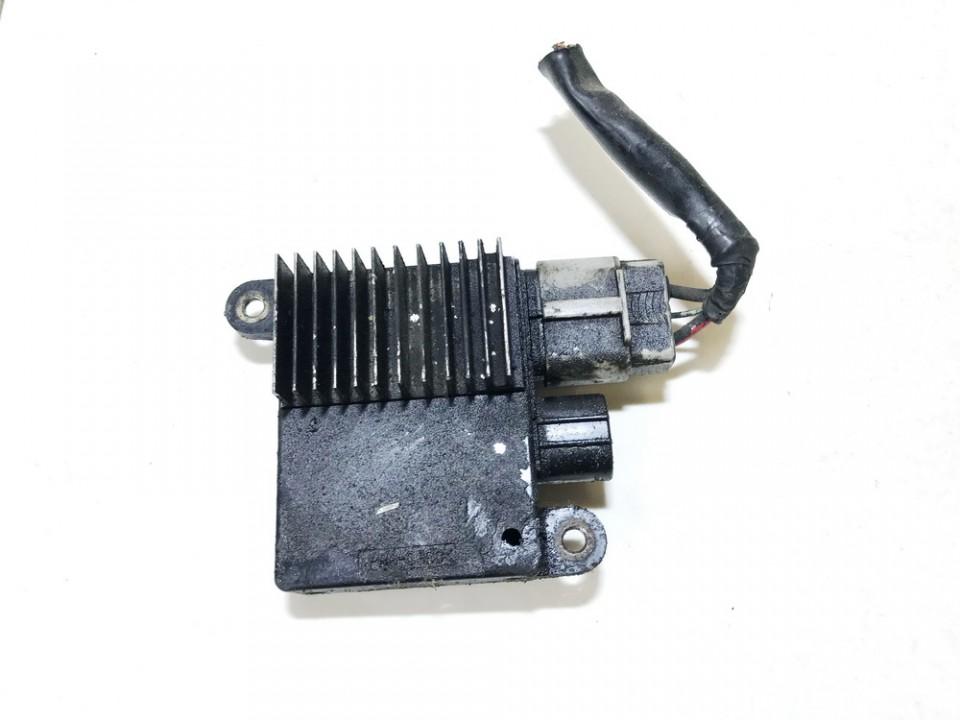 Blower Fan Regulator (Fan Control Switch Relay Module)  Mazda CX-7 2007    2.3 4993003400
