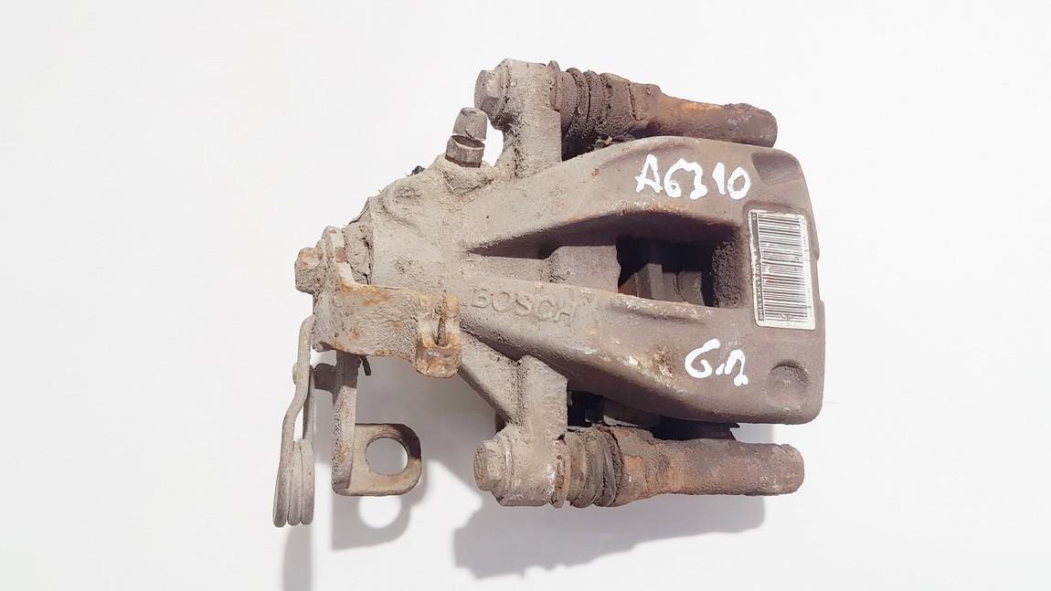 Stabdziu suportas G.D. Citroen C4 2006    1.6 9651361780
