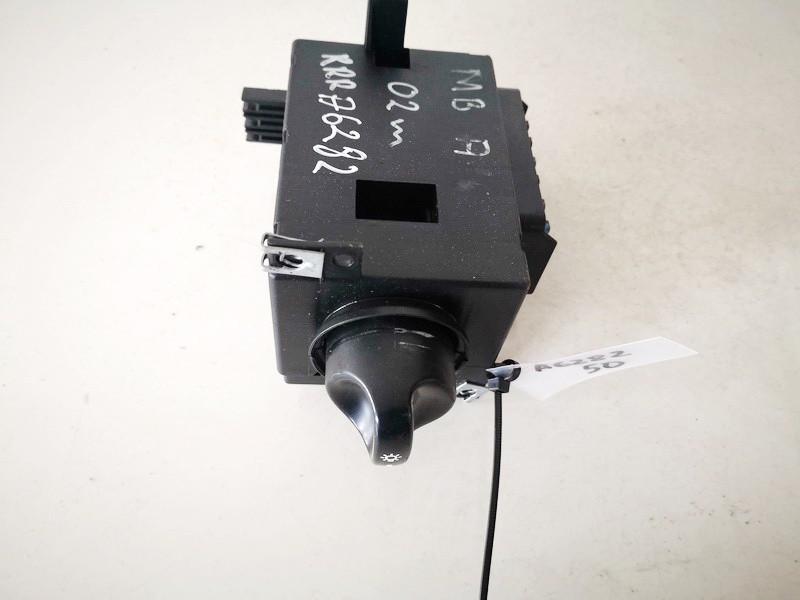 Headlight adjuster switch (Foglight Fog Light Control Switches) Mercedes-Benz A-CLASS 2001    1.7 1685450104