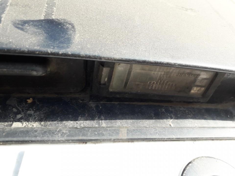 Numerio apsvietimas Renault Laguna 2001    1.9 USED