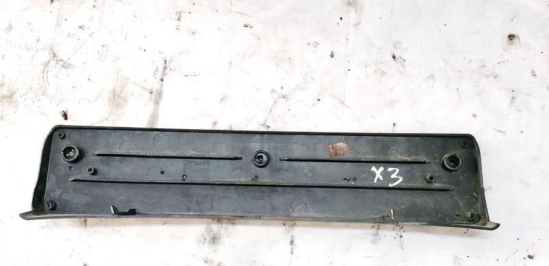 Numerio laikiklis P. BMW X3 2013    0.0 51117237944
