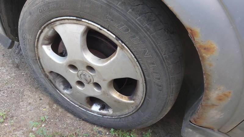 used Used Wheels kit R15 Opel Astra 2001 1.7L 90EUR EIS01137373