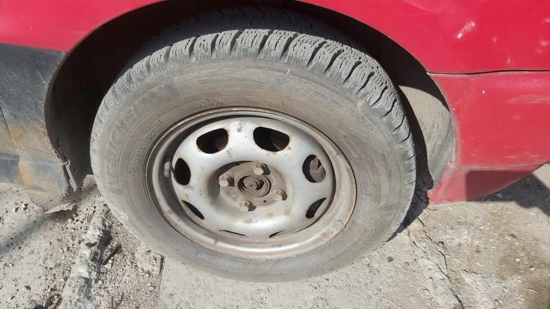 Skardiniu ratu komplektas R13 Volkswagen Polo 1995    1.4 used