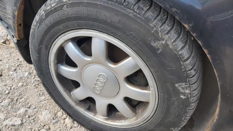 used Used Wheels kit R15 Audi A6 2004 1.9L 90EUR EIS01137381