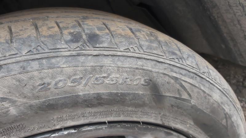 used Used Wheels kit R16 Honda Accord 2004 2.2L 144EUR EIS01137382