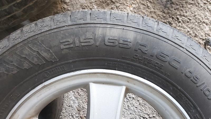 used Used Wheels kit R16 Hyundai Santa Fe 2003 2.0L 135EUR EIS01137383
