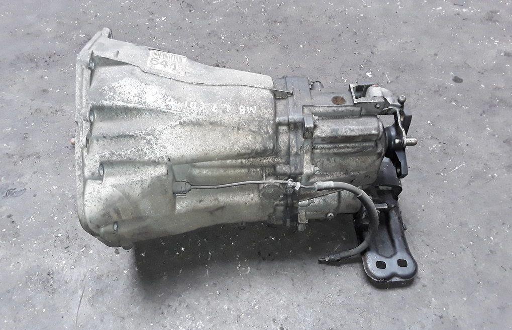 2112600300 2112600300 Gearbox Mercedes-Benz E-CLASS 2002 2.7L 100EUR EIS01138226