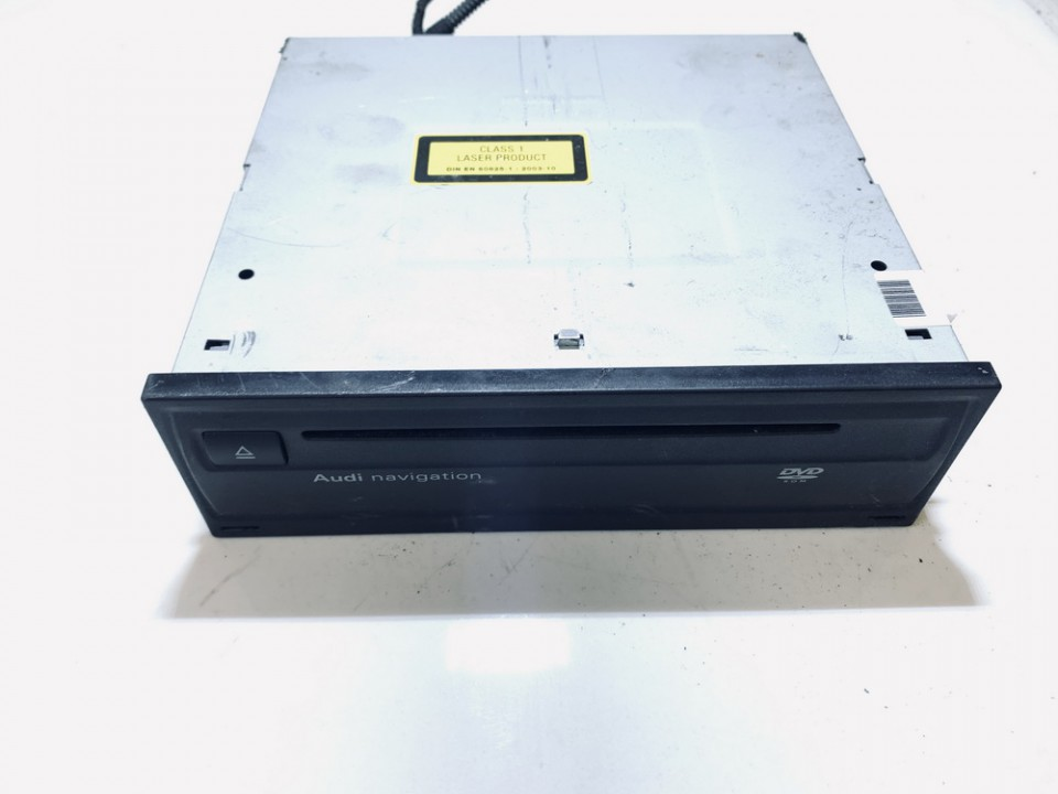 Navigacijos cd skaitytuvas Audi Q7 2007    3.0 4e0910888
