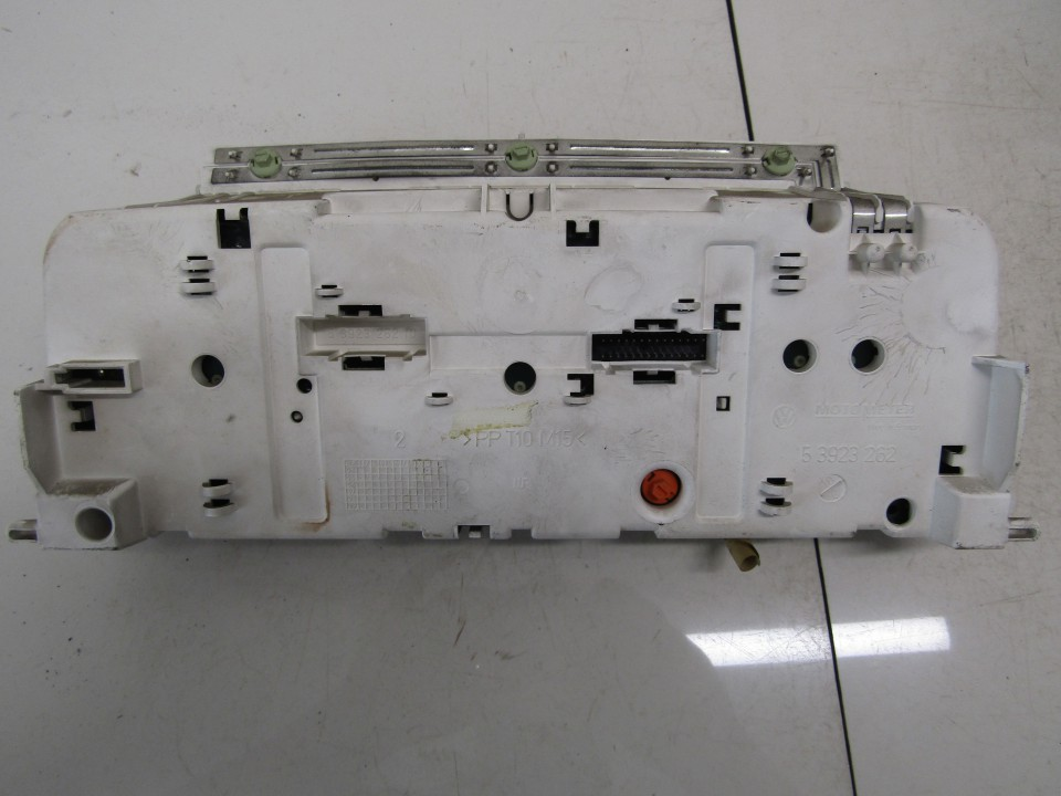 53923262 5 3923 262,5 3923 262 10 Speedometers - Cockpit - Speedo Clocks Instrument Volkswagen Transporter 1994 1.9L 77EUR EIS01139492