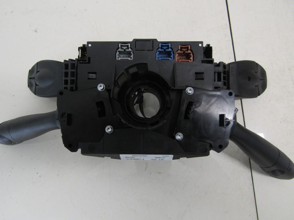 Posukiu, Sviesu ir valytuvu rankeneliu komplektas Peugeot 207 2009    1.6 96657279XT