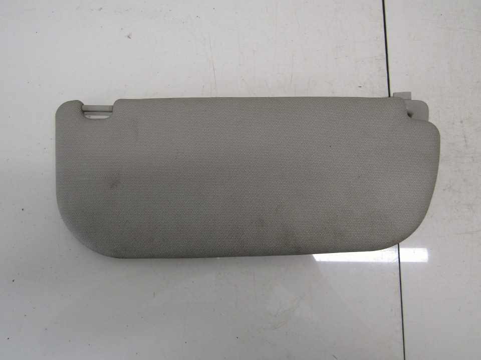 used used Sun Visor, With Light and Mirror and Clip Alfa-Romeo 156 2003 2.0L 14EUR EIS01139544