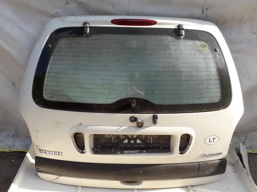 Galinis dangtis G (kapotas) Renault Espace 1997    2.2 USED