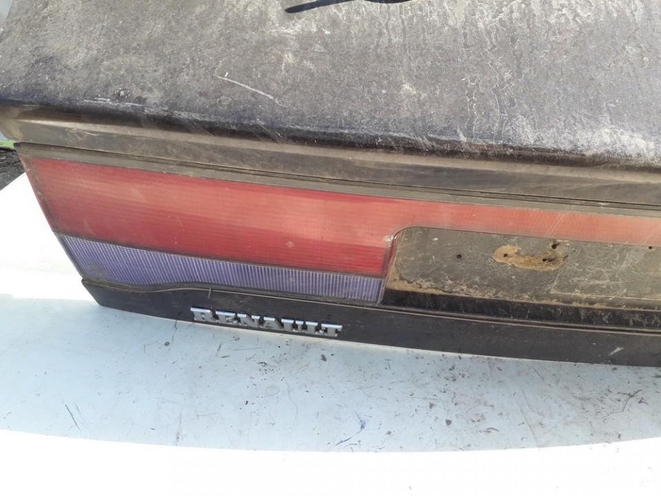 Galinio dangcio isorine apdaila (numerio apsvietimas) Renault Safrane 1993    3.0 USED