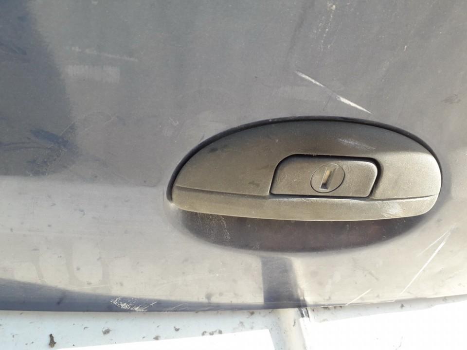 Galinio dangcio atidarymo rankenele isorine  (mikrikas) Renault Scenic 1998    2.0 USED