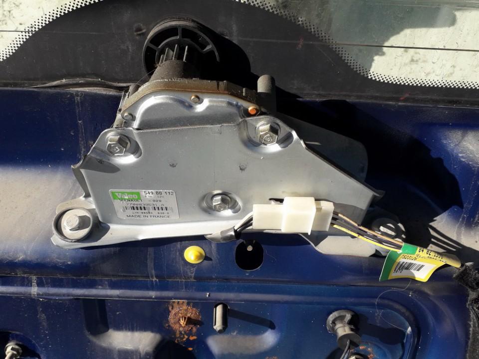 Rear wiper motor (Rear Screen Wiper Engine) Renault Scenic 1998    2.0 54900112