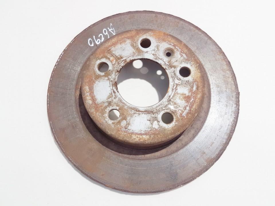 Galinis stabdziu diskas Opel Astra 1999    2.0 neventiliuojamas