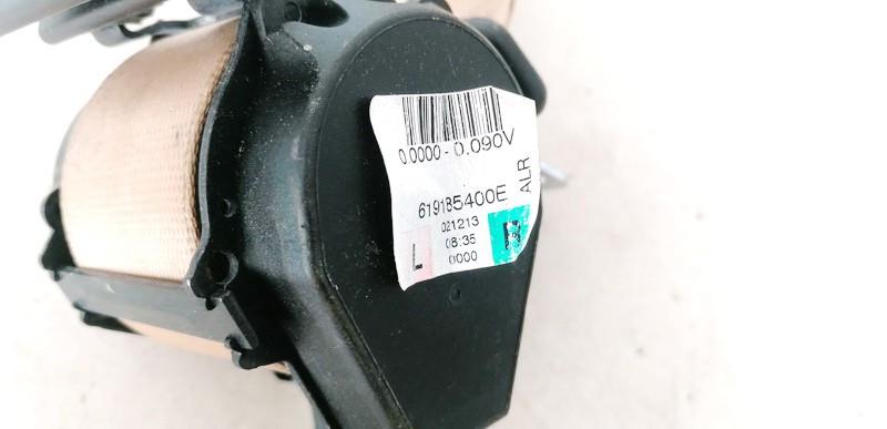 Saugos dirzas G.K. BMW 3-Series 2011    0.0 619185400E