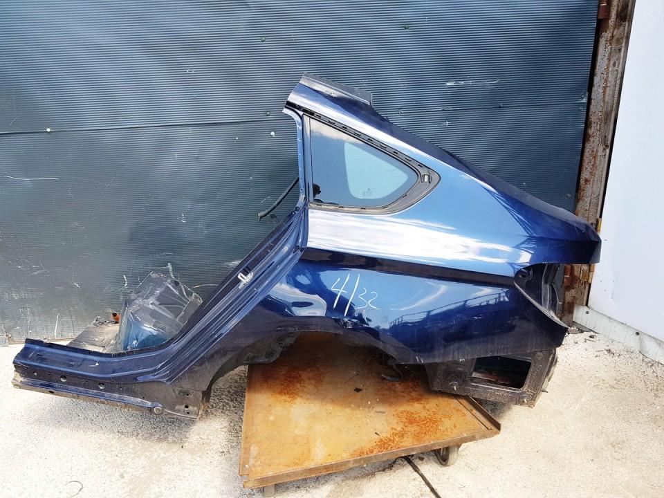 Ketvirtis G.K. BMW 5-Series 2012    0.0 used