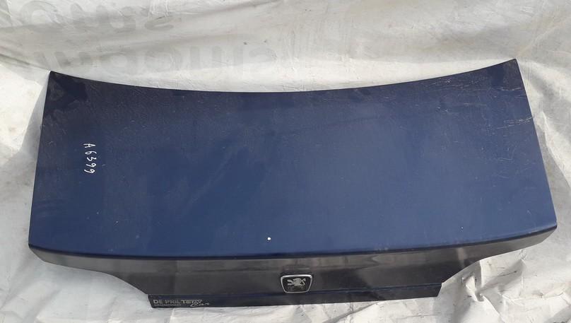 Galinis dangtis G (kapotas) Peugeot 406 1997    1.9 USED