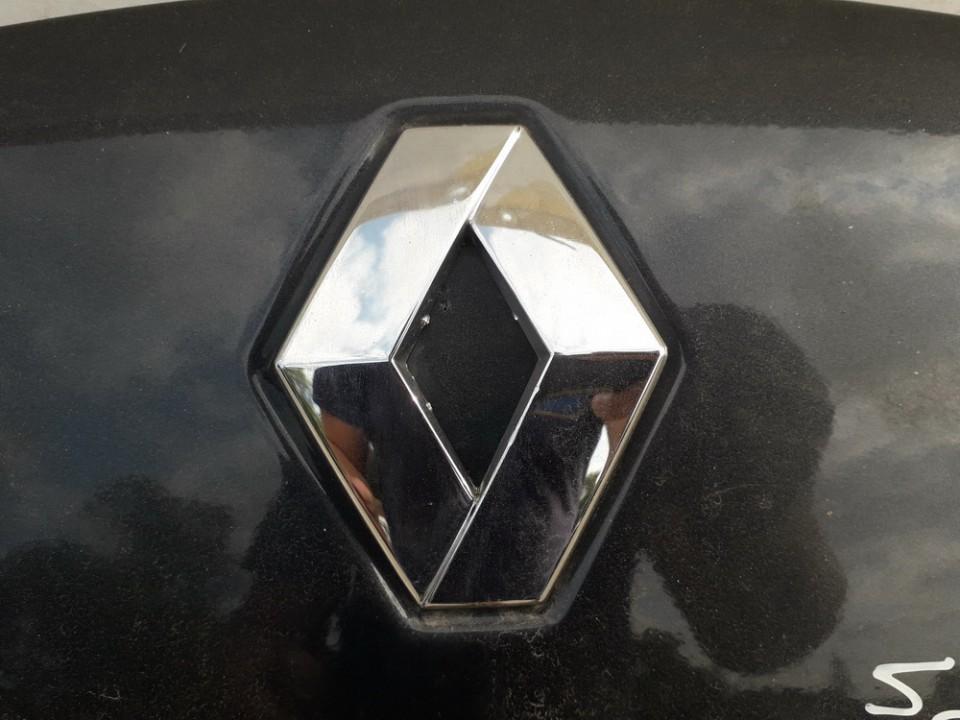 Priekinis zenkliukas (Emblema) Renault Laguna 2001    1.9 USED