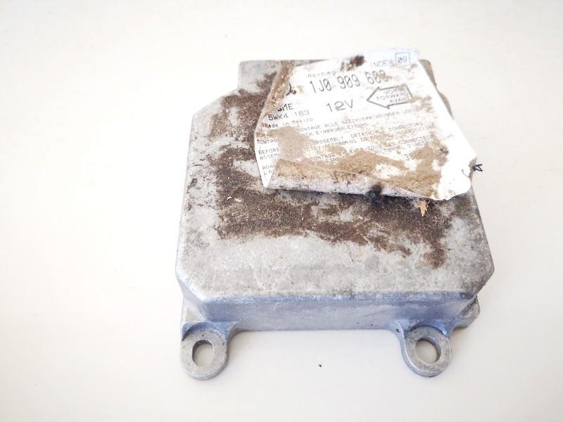 Airbag crash sensors module Seat Arosa 2000    1.7 1j0909603
