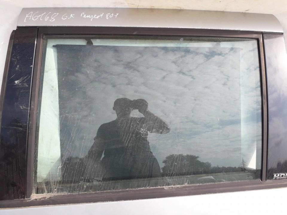Duru stiklas G.K. Peugeot 807 2005    2.2 USED