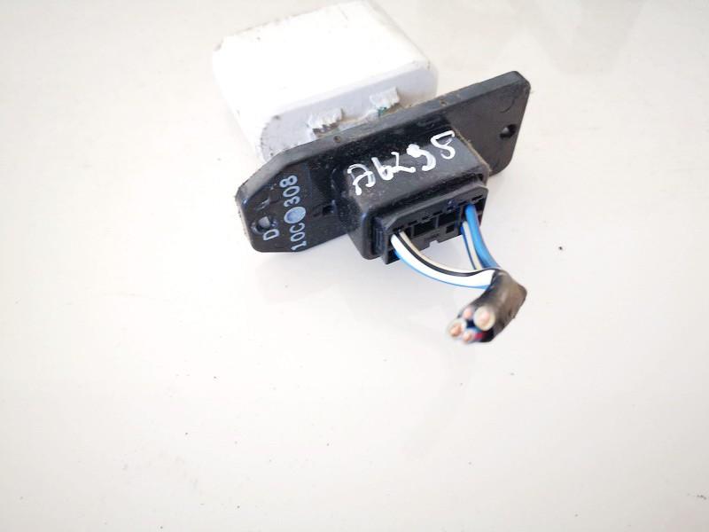Heater Resistor (Heater Blower Motor Resistor) Toyota Avensis Verso 2002    2.0 77014