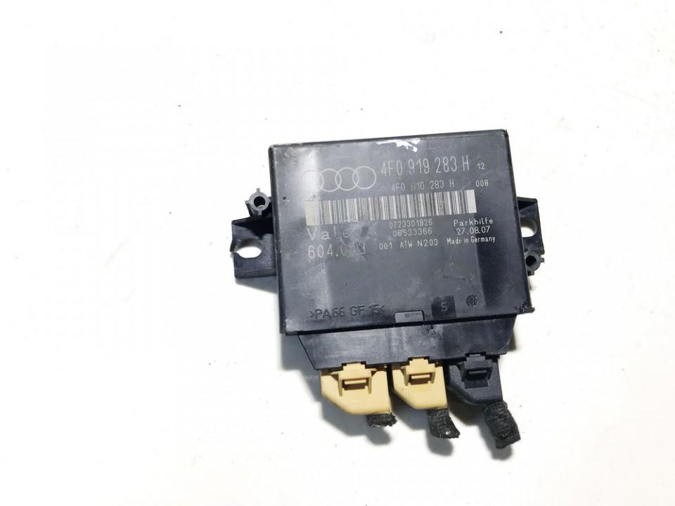 Parktroniku kompiuteris Audi Q7 2007    3.0 4f0919283h