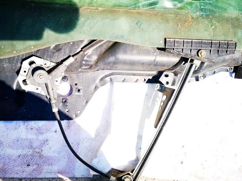 Duru lango pakelejas P.K. Audi 80 1990    1.8 893837399