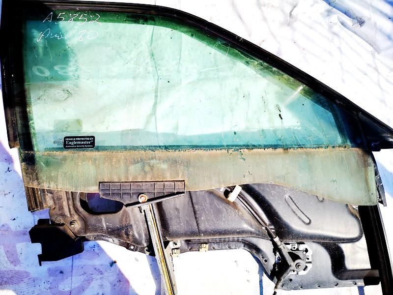 Duru stiklas P.D. Audi 80 1989    2.0 used