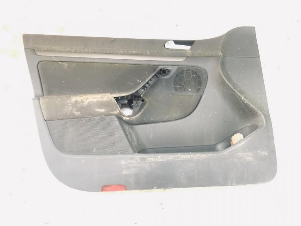 Duru apmusimas (apdaila-absifkes) P.K. Volkswagen Golf 2006    0.0 1k4868063a