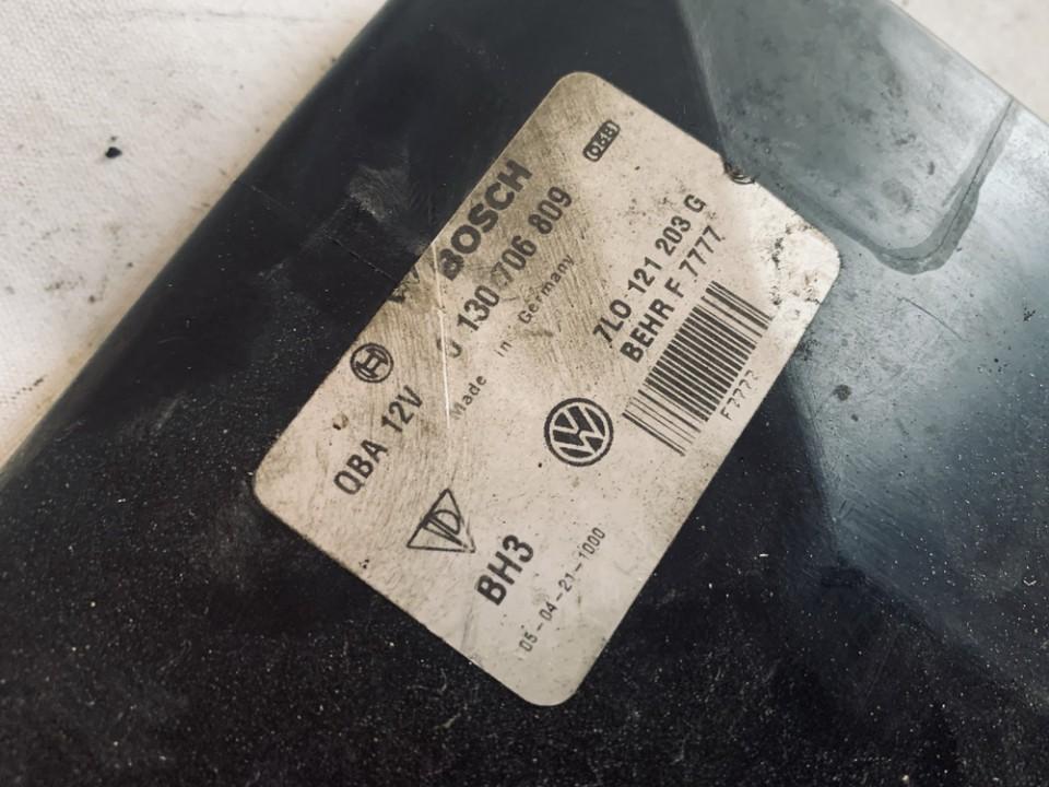 Difuzorius (radiatoriaus ventiliatorius) Volkswagen Touareg 2005    3.0 7l0121203g