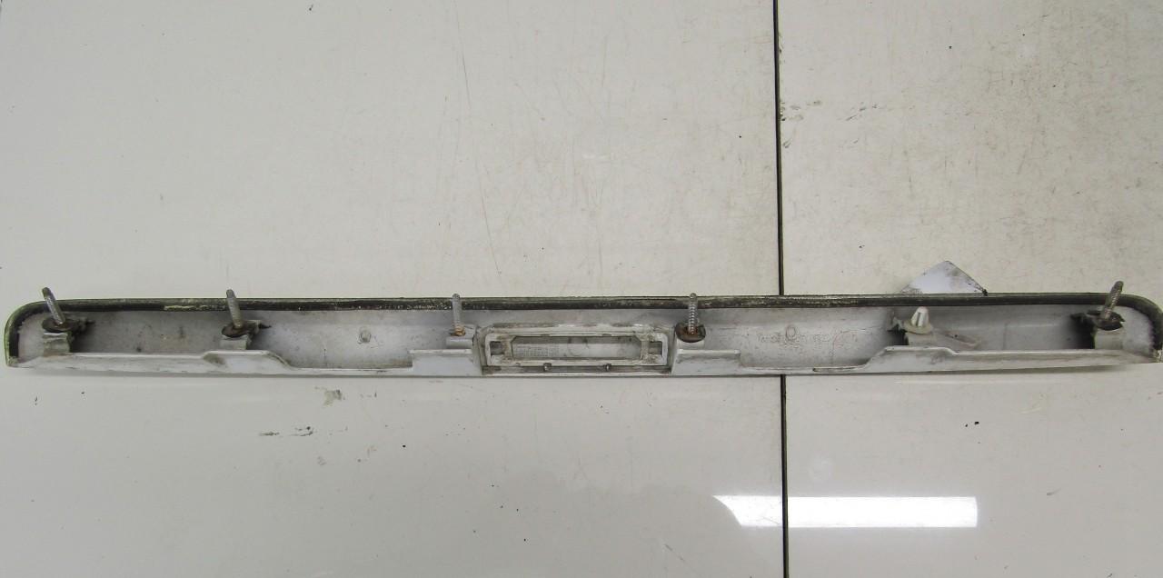 Galinio dangcio isorine apdaila (numerio apsvietimas) Toyota Corolla Verso 2005    2.0 7681105010